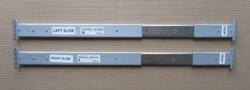 42R5254 & 42R5255 IBM rack mounting rails with 42R4300 CMA for 0595 & 7311-D20